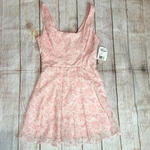 Trixxi NWT Lace High Waist Sleeveless Dress